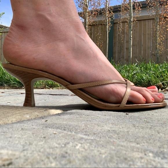 Steve Madden Melrose Kitten Heel Sandal